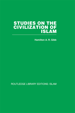Studies on the Civilization of Islam