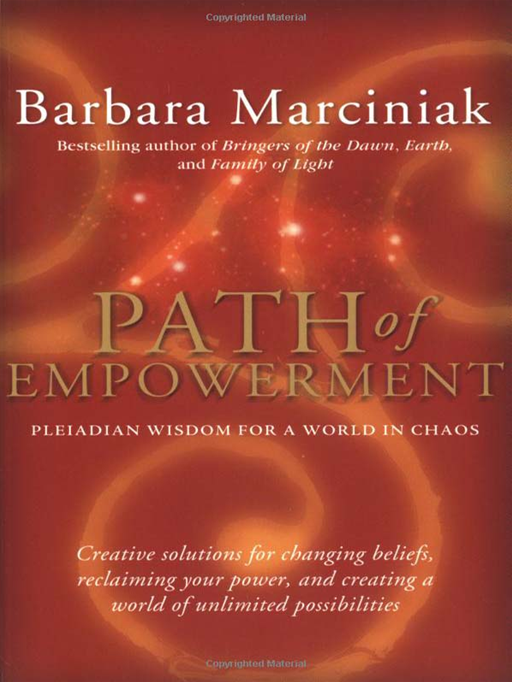 Path Of Empowerment By: Merciniak,Barbara