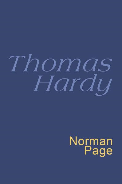 Thomas Hardy Everyman's Poetry