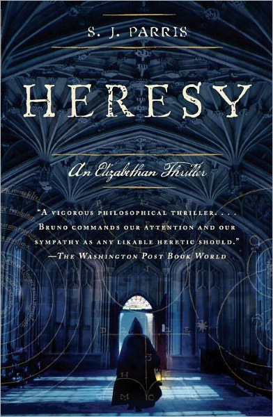 Heresy By: S.J. Parris