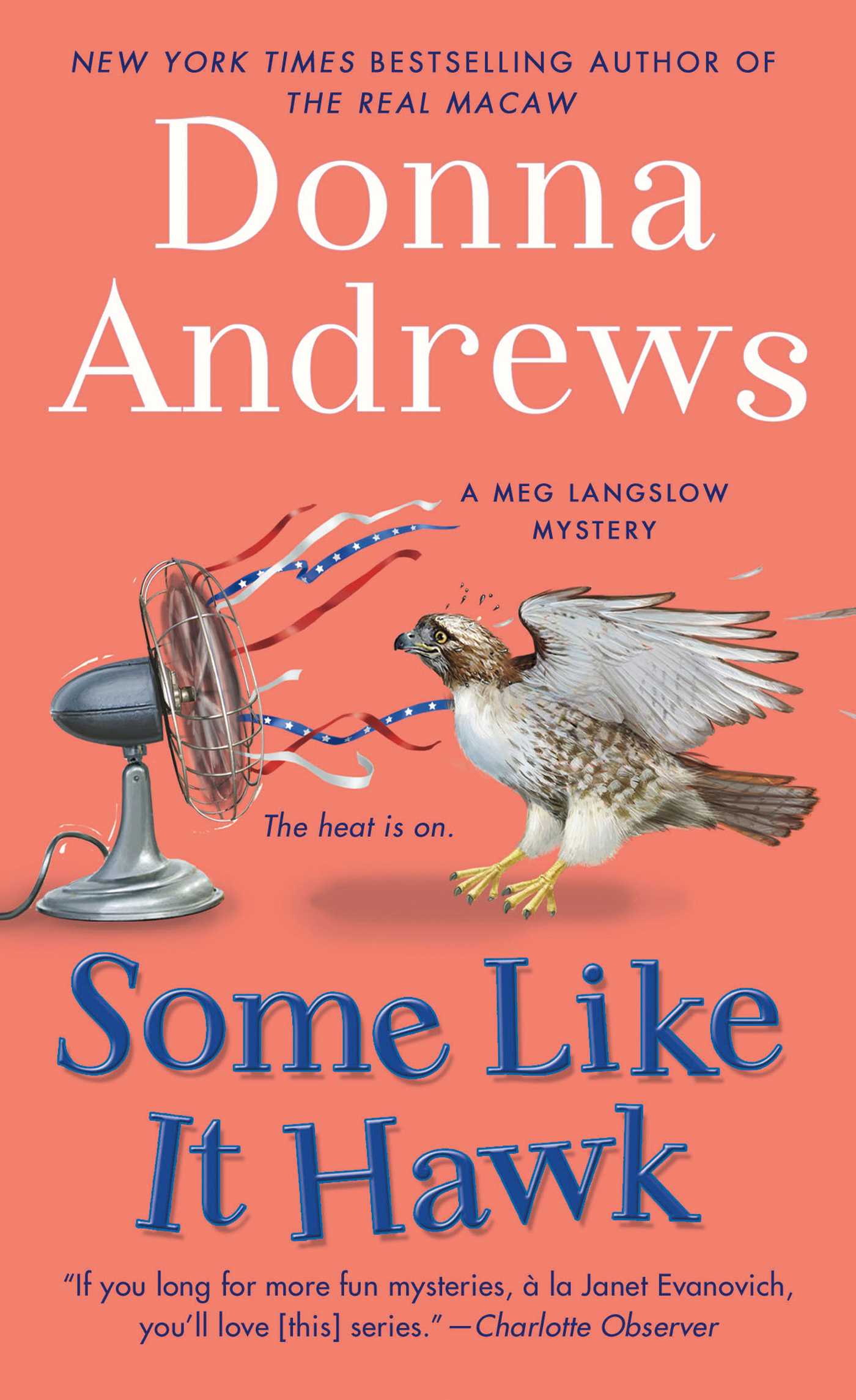 Some Like It Hawk By: Donna Andrews