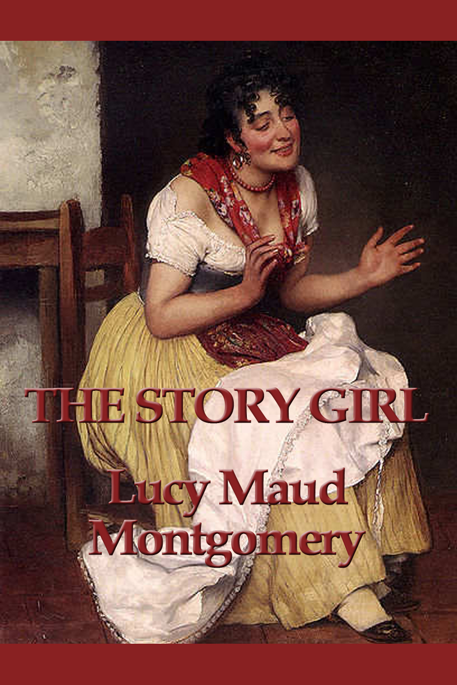 Cover Image: The Story Girl