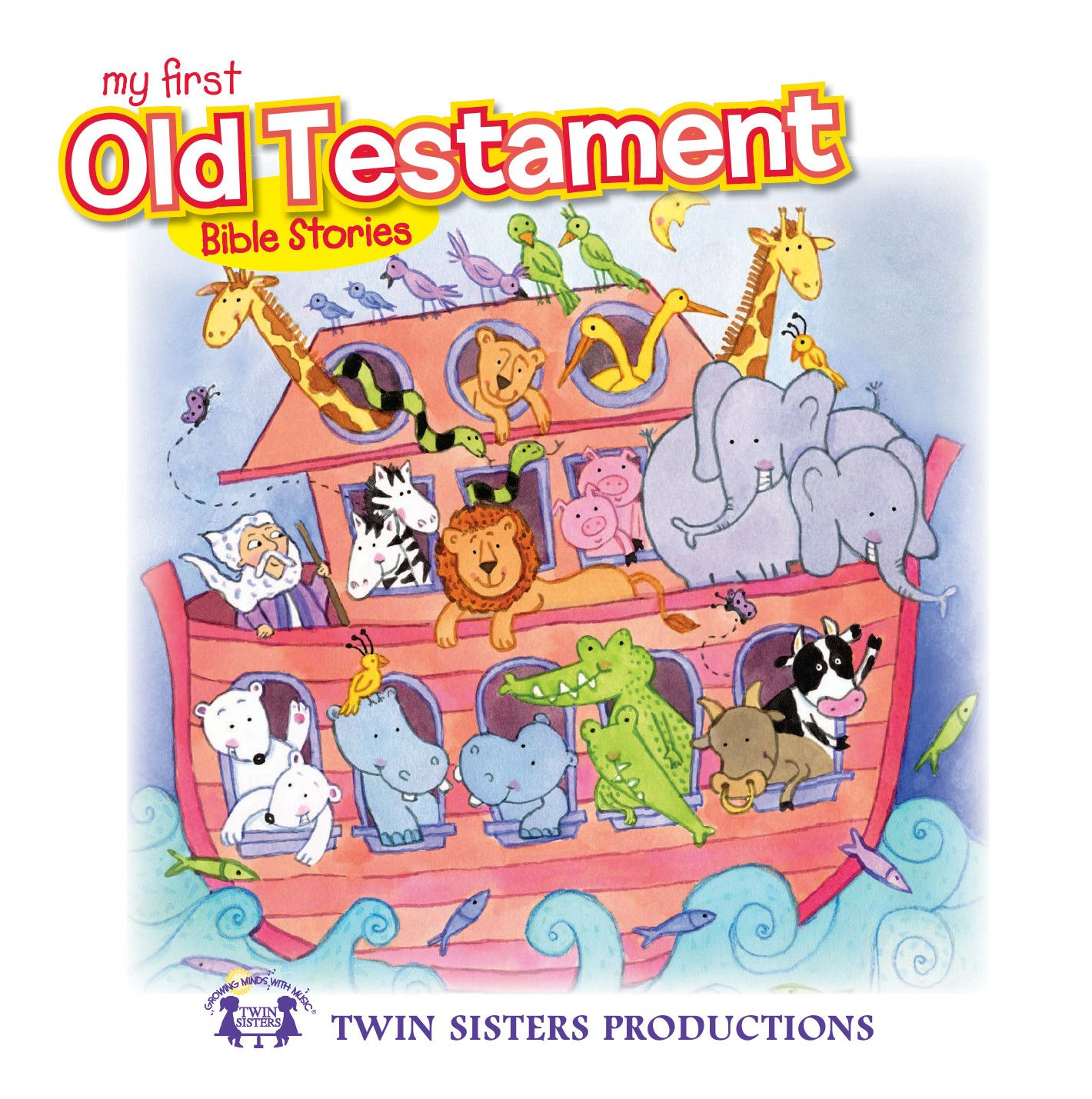MY FIRST OLD TESTAMENT BIBLE STORIES & SONGS By: KIM MITZO THOMPSON