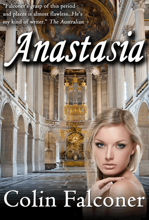 Anastasia By: Colin Falconer