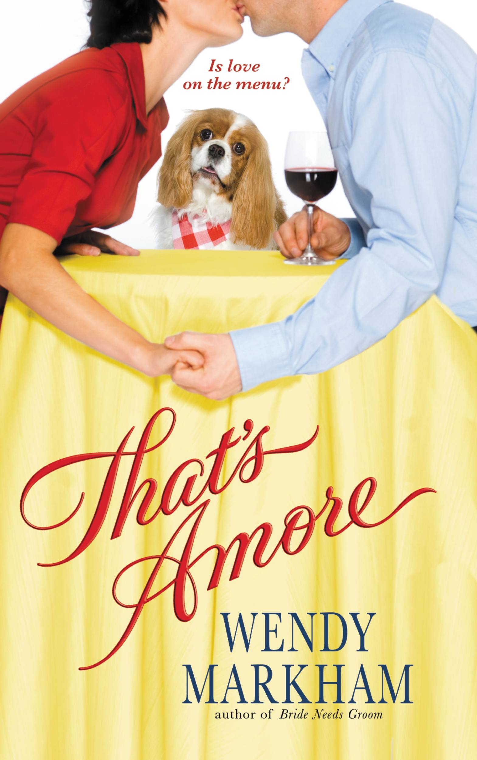 That's Amore By: Wendy Markham