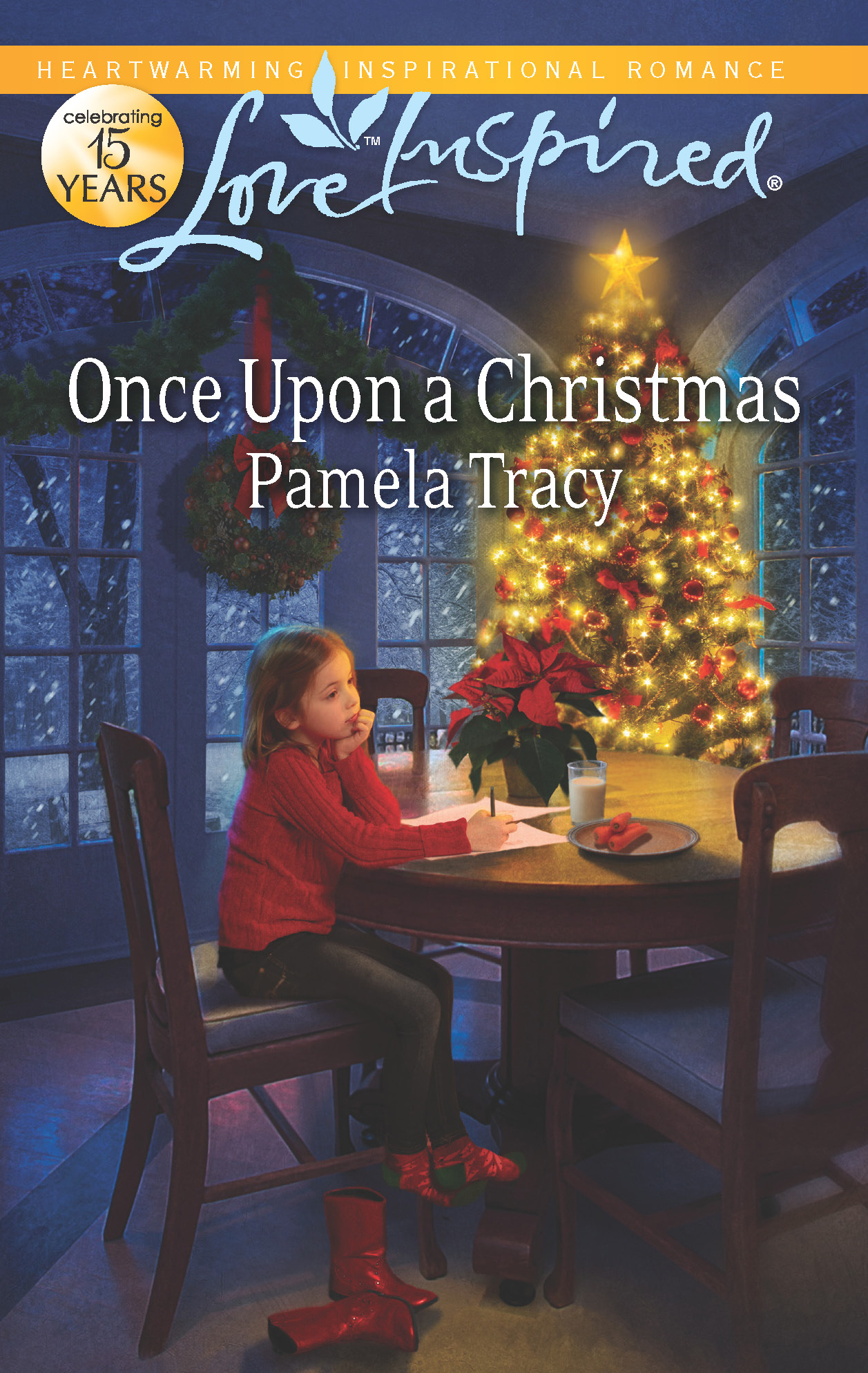 Once Upon a Christmas By: Pamela Tracy