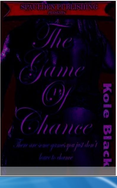The Game of Chance *Book 3*