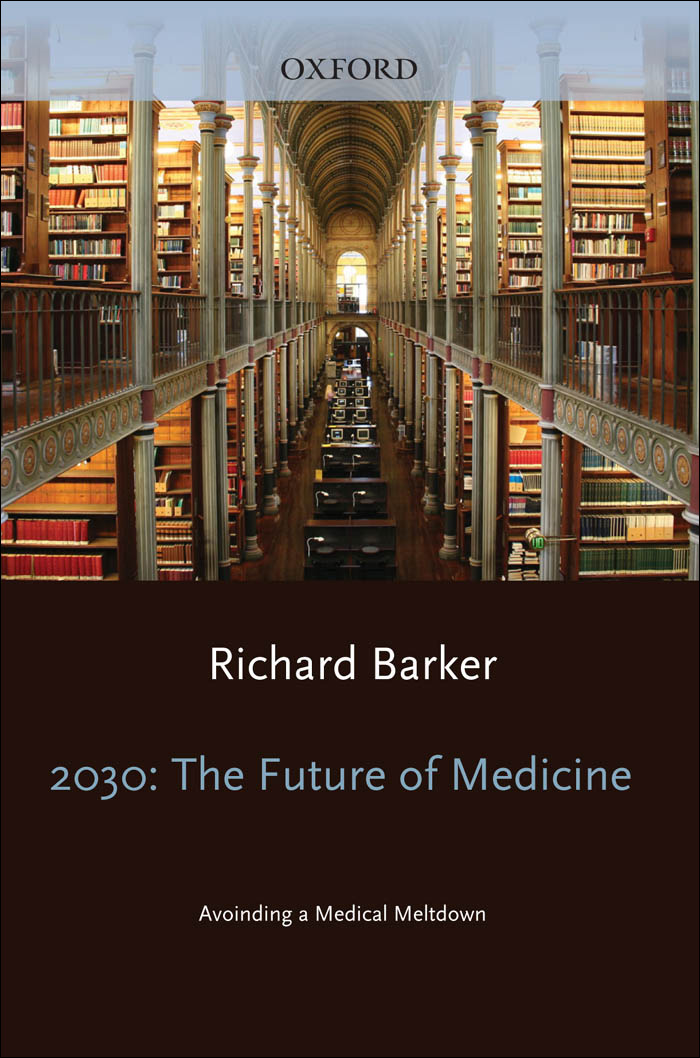 2030 - The Future of Medicine:Avoiding a Medical Meltdown