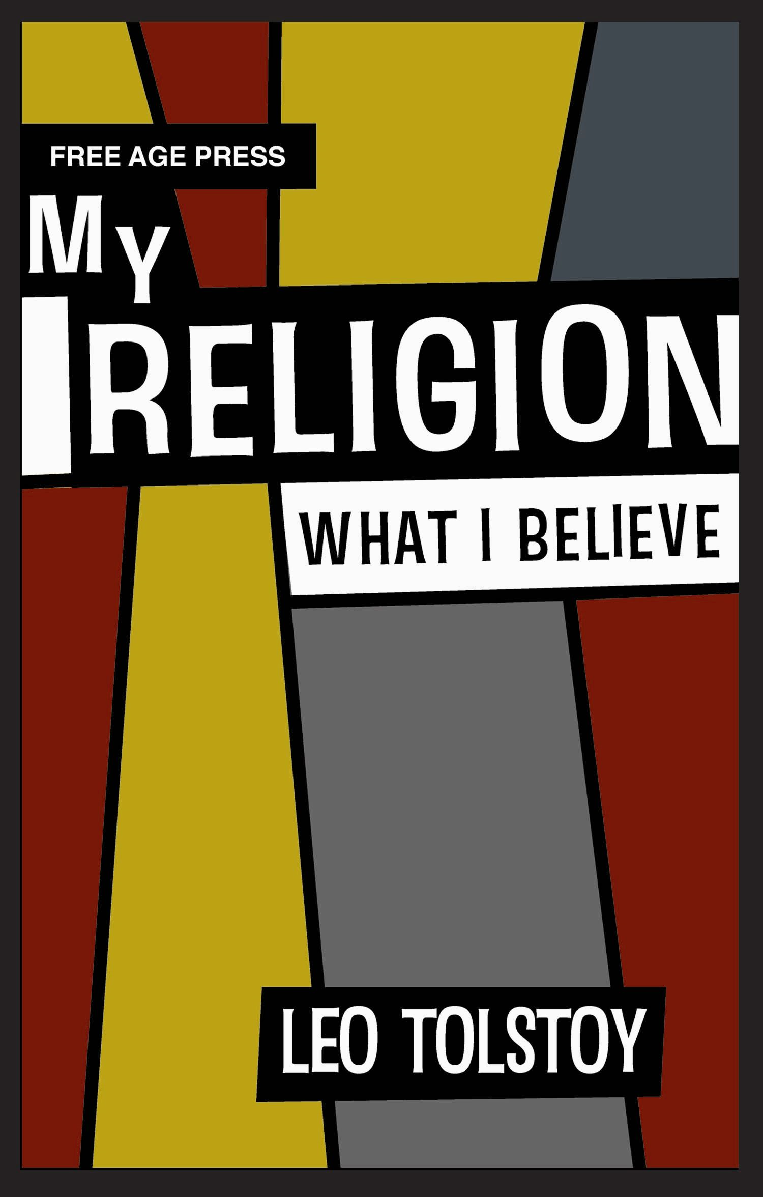 Cover Image: My Religion