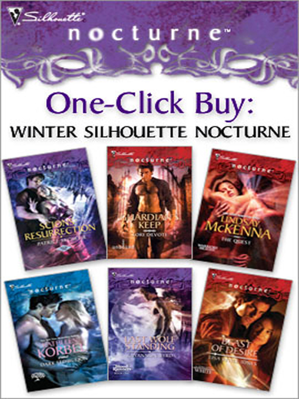 One-Click Buy: Winter Silhouette Nocturne