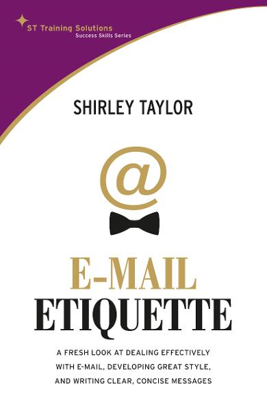 STTS-The Email Etiquettet
