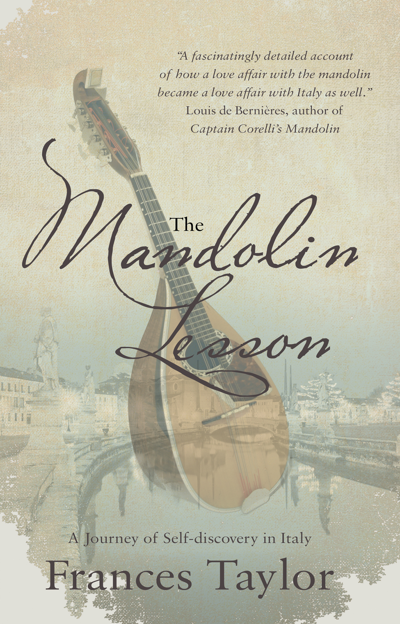 The Mandolin Lesson A journey of self-discovery in Italy