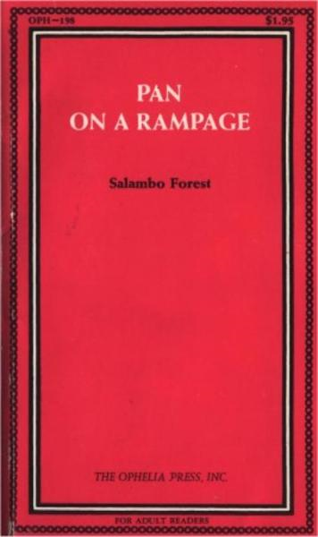 Pan On A Rampage By: Forest,Salambo