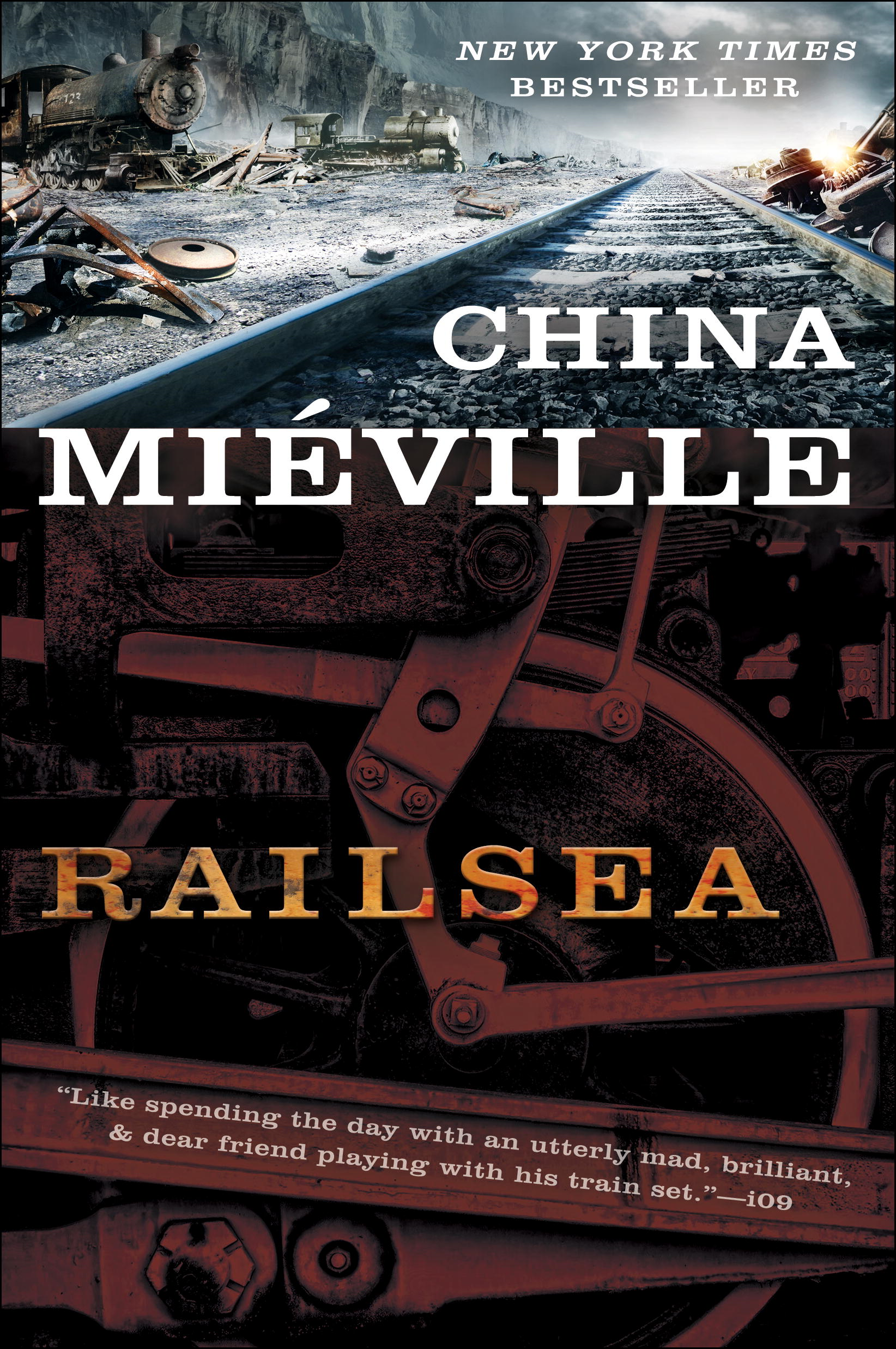Railsea By: China Mieville