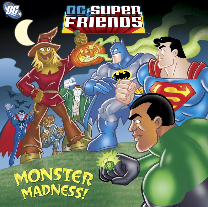 Monster Madness! (DC Super Friends)