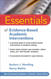 Essentials Of Evidence-Based Academic Interventions: