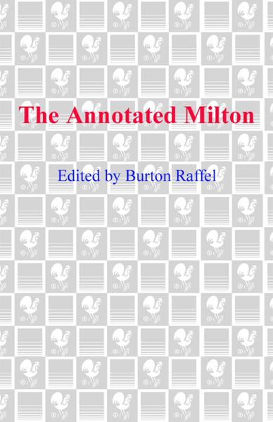 The Annotated Milton