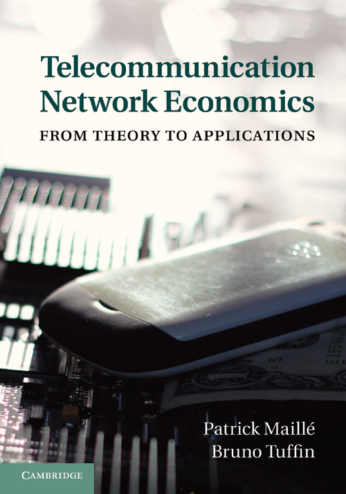 Telecommunication Network Economics From Theory to Applications