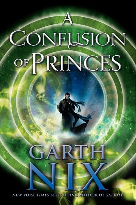 A Confusion of Princes By: Garth Nix