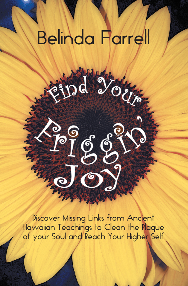 Find Your Friggin' Joy By: Belinda Farrell