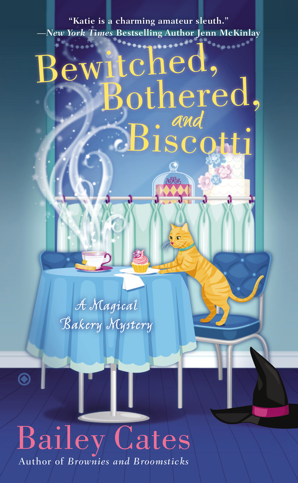 Bewitched, Bothered, and Biscotti By: Bailey Cates