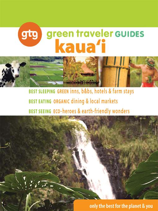 Green Traveler Guides Kauai