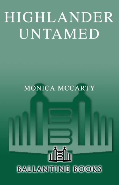 Highlander Untamed By: Monica McCarty