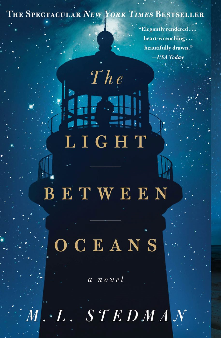 The Light Between Oceans By: ML Stedman