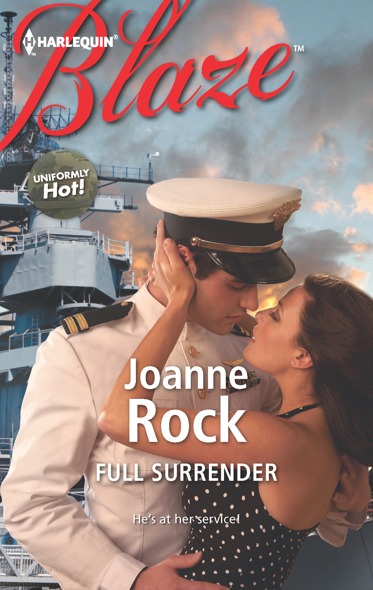 Full Surrender By: Joanne Rock
