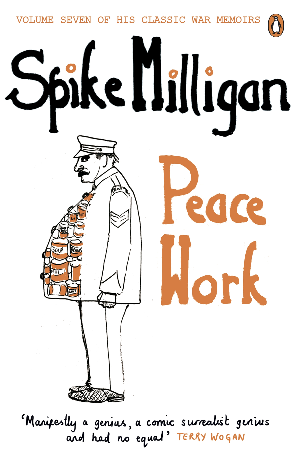 Peace Work By: Spike Milligan