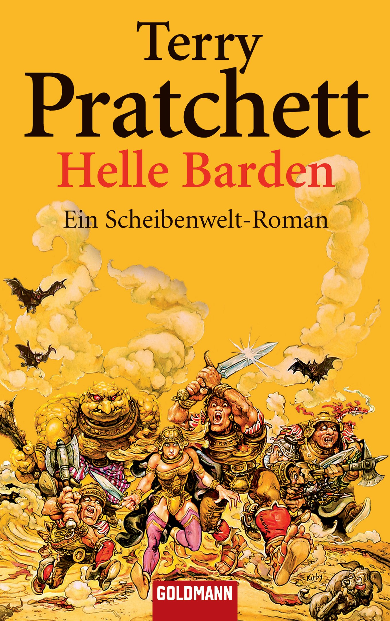 Helle Barden By: Terry Pratchett