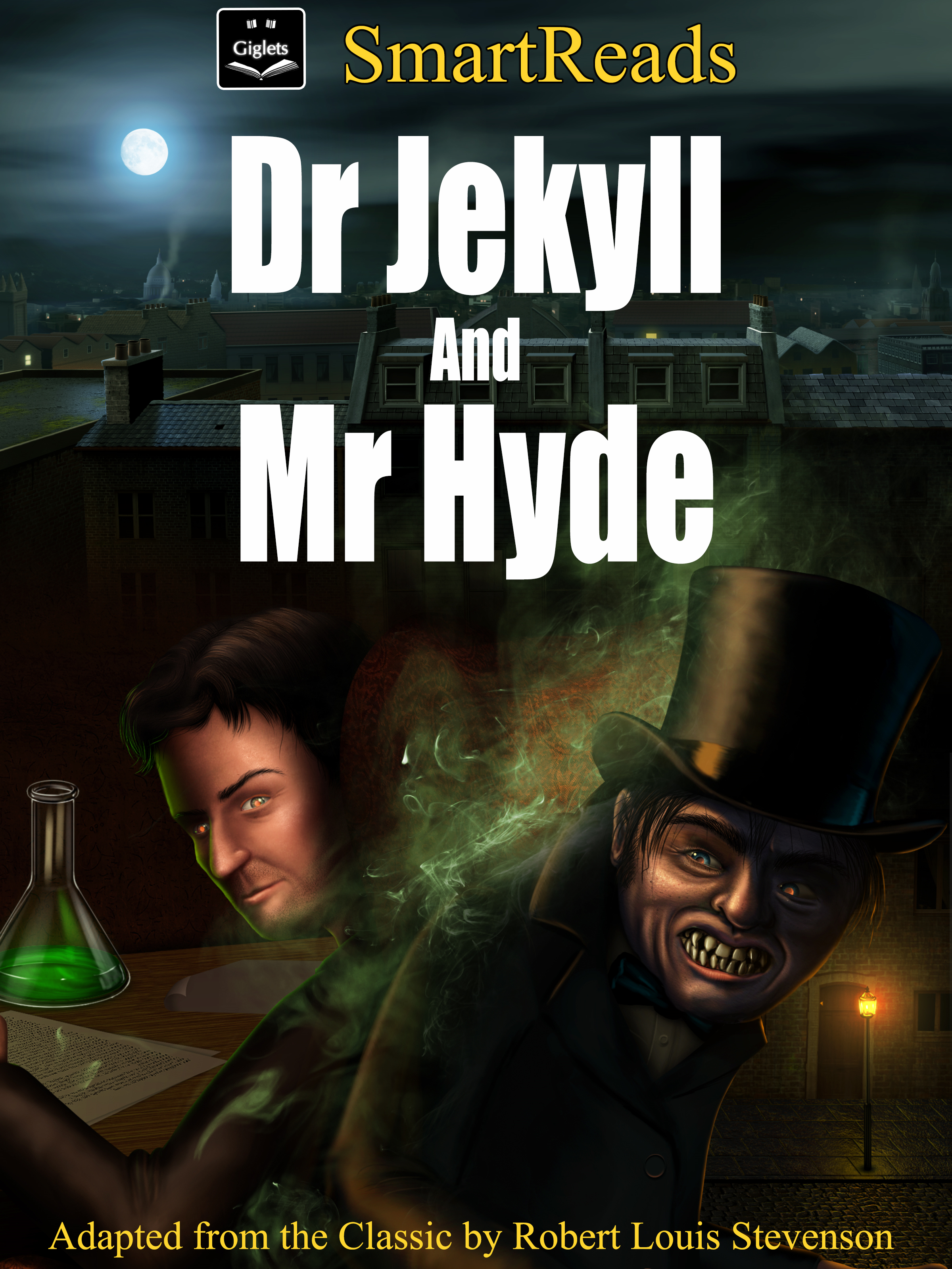 SmartReads Dr Jekyll and Mr Hyde