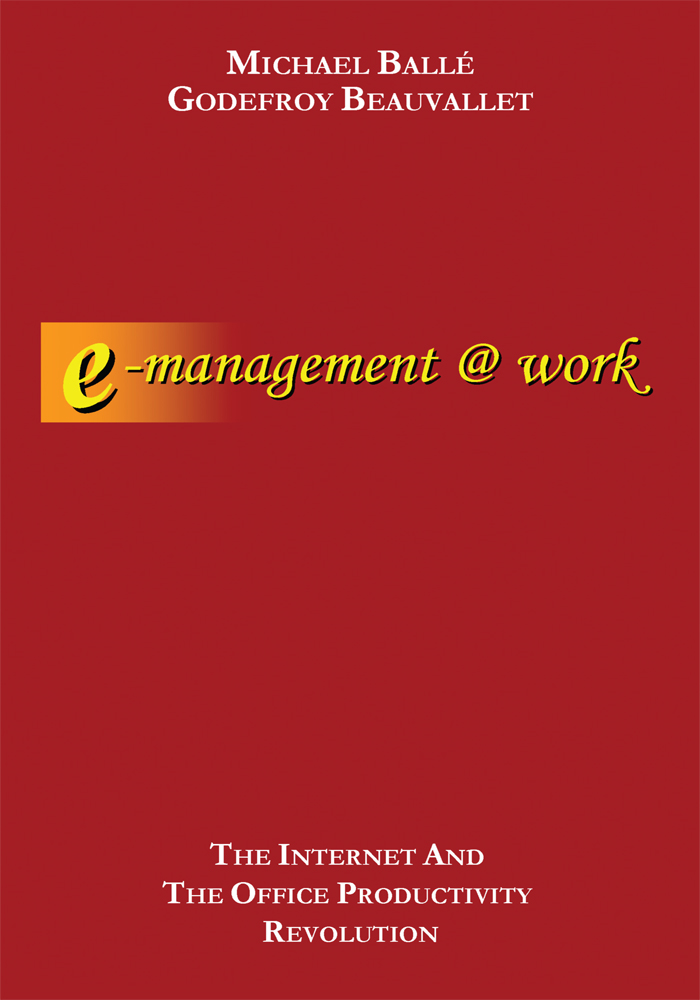 E-Management @ Work