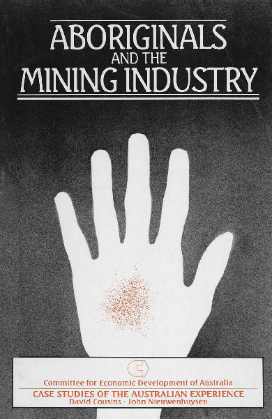 Aboriginals and the Mining Industry
