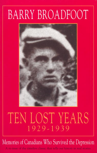 Ten Lost Years, 1929-1939
