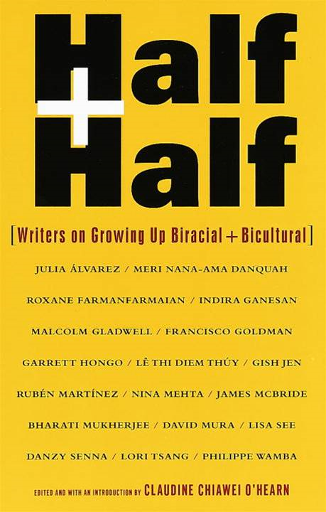 Half and Half By: Claudine C. O'Hearn