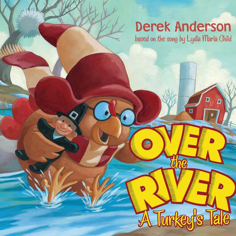 Over the River By: Public Domain,Derek Anderson
