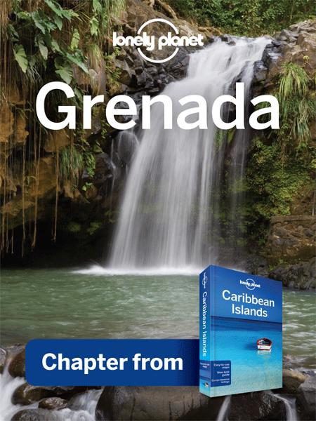 Lonely Planet Grenada Chapter from Caribbean Islands Travel Guide