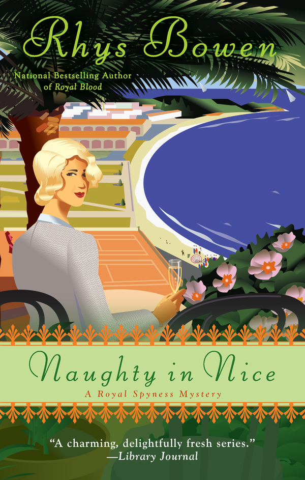 Naughty In Nice By: Rhys Bowen