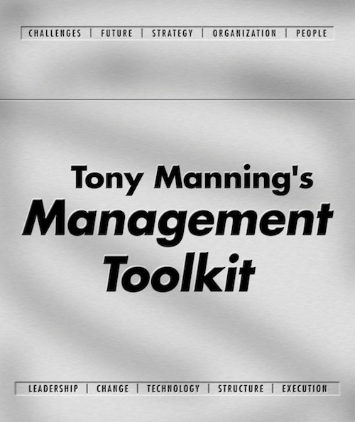 Tony Manning's Management Toolkit