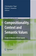 Compositionality, Context And Semantic Values: