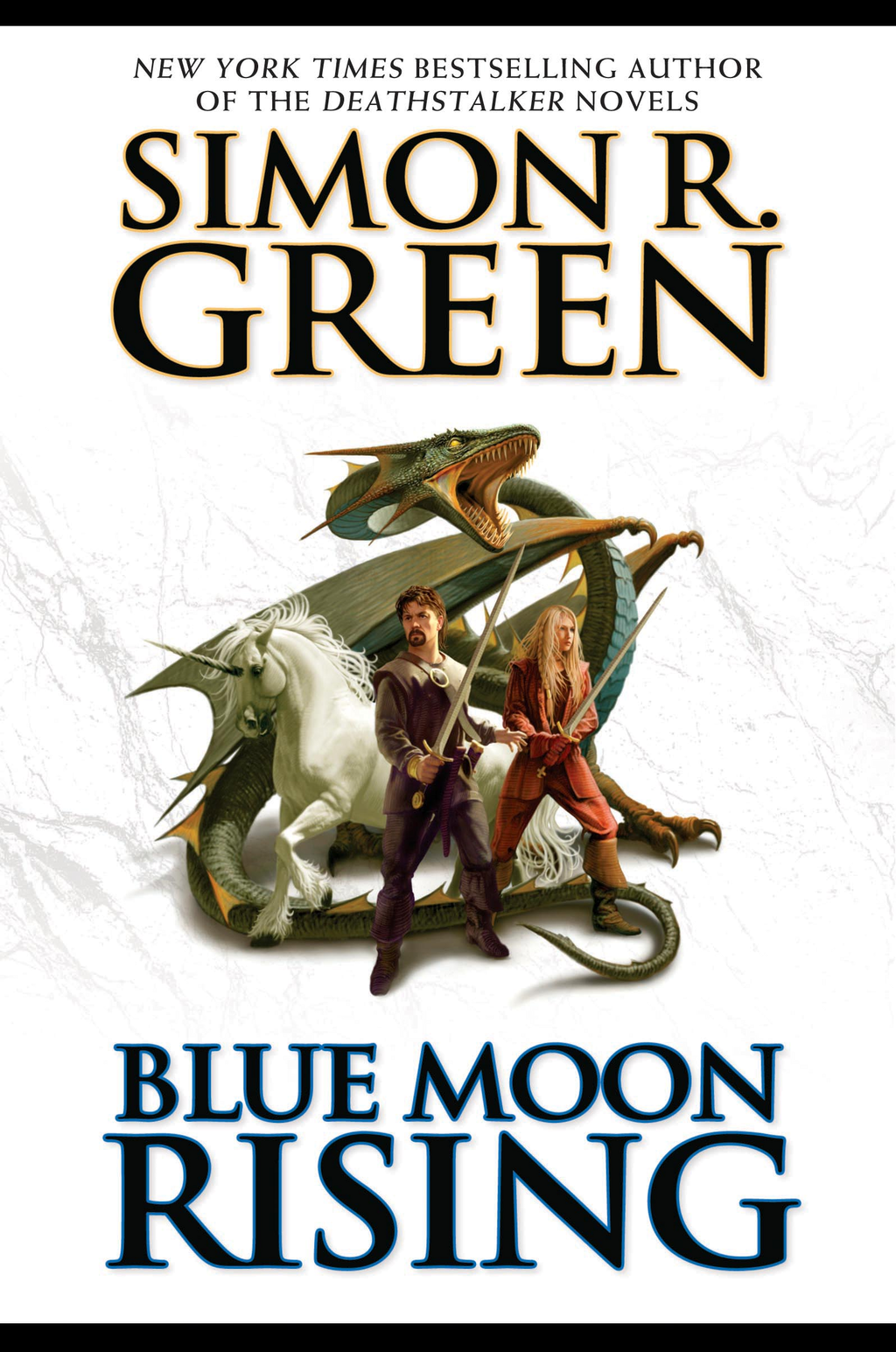 Blue Moon Rising By: Simon R. Green