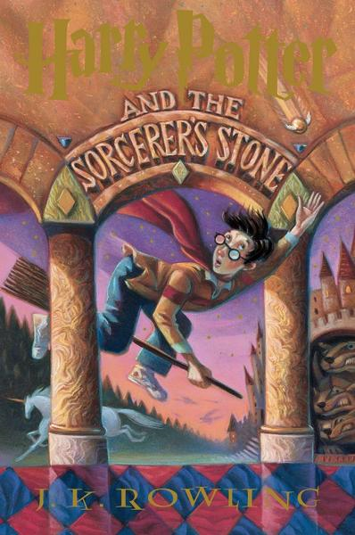 Harry Potter and the Sorcerer's Stone By: J.K. Rowling
