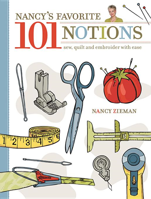 Nancy's Favorite 101 Notions