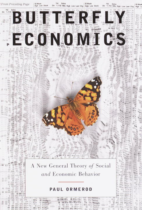 Butterfly Economics By: Paul Ormerod