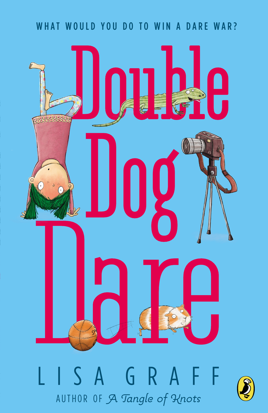 Double Dog Dare By: Lisa Graff