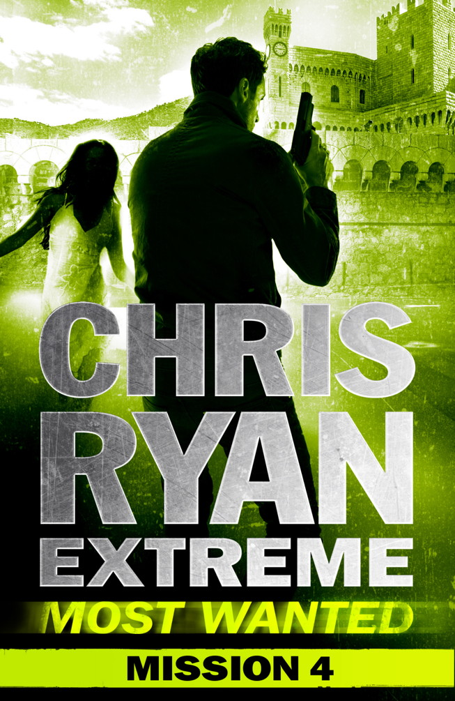 Most Wanted Mission 4 Chris Ryan Extreme: Series 3