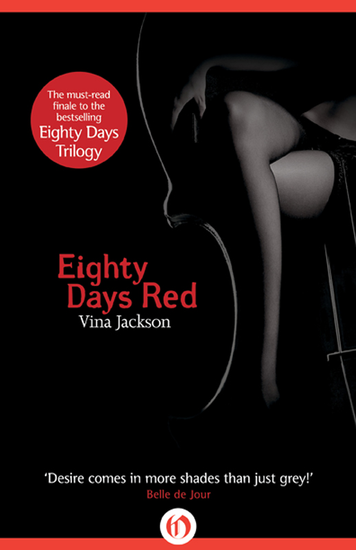 Eighty Days Red By: Vina Jackson