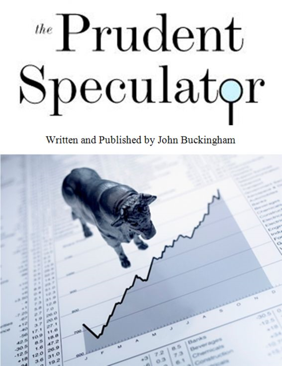 The Prudent Speculator: November 2012