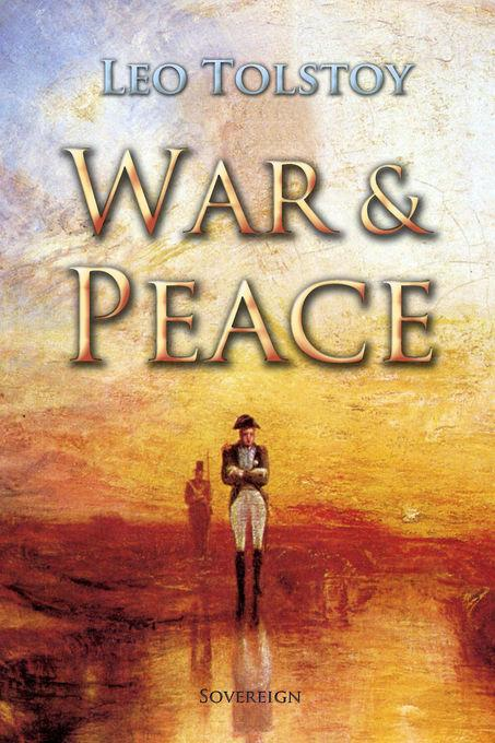 Cover Image: War and Peace